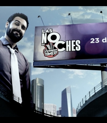 """Paramount Comedy Channel """"GIGANTES"""""""