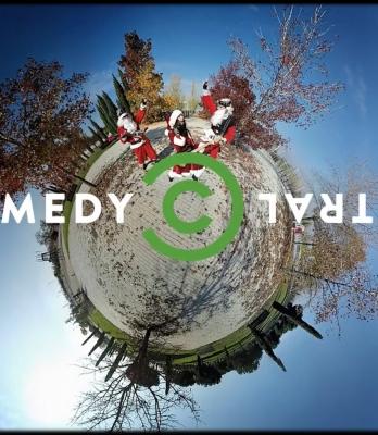 Comedy Central – Campaña 360 Navidad 2015 – B